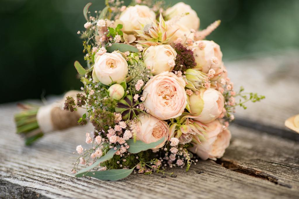 Blüten-Bijou - Feste & Events